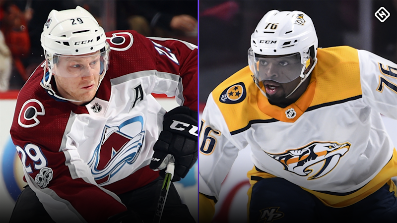 NHL playoffs 2018: Predictions, odds for Predators vs. Avalanche first-round series