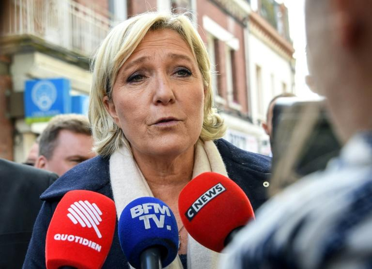 Marine Le Pen's party fared badly in June parliamentary elections and her right-hand man quit last week