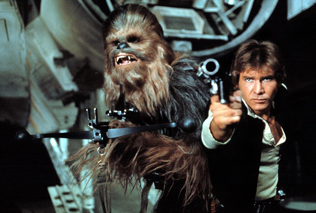"""""""Star Wars"""": """"I love it because it's in a galaxy far, far away with light sabers and imagination and the force,"""" Simpkins said. """"It's creative and cool."""""""