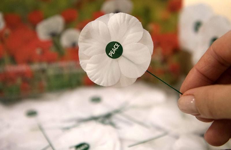 Buy a poppy, help Canadian veterans