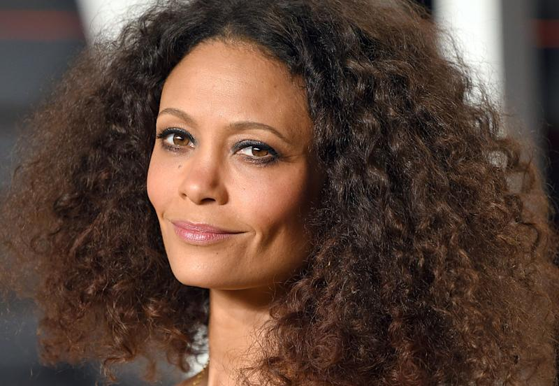 Thandie Newton is an actress, mom of three, and a breastfeeding advocate. (Photo: Getty)