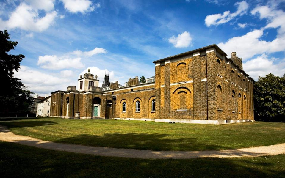 Dulwich Picture Gallery had hoped to open later this month, but has been foxed once again - Stuart Leech