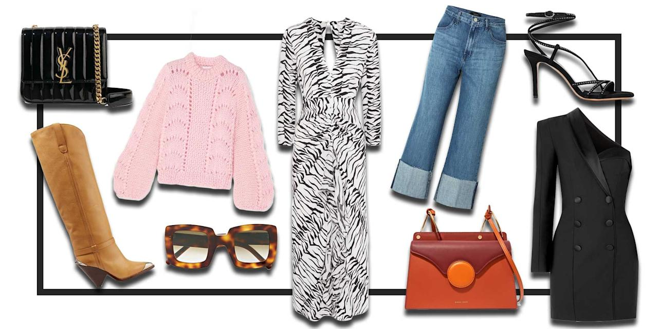 <p>Net-a-porter's summer sale has finally arrived and there's up to 50 per cent off designer womenswear, shoes, jewellery and bags from big brands like Saint Laurent, JW Anderson, Jacquemus and Stella McCartney. So, you can finally justify hitting 'checkout' on all those wishlist items lingering in your basket. Whether you're in need of new basics, looking to invest in a good-quality coat for less or planning to splash out on a slightly less sensible purchase (say, Chloé's cult Nile bag or Isabel Marant's Western knee boots), now is the perfect time to buy. Need some help navigating Net-a-porter vast sale pages? You're in luck, we've rounded up 29 of the best bits right here. </p><p><em>We earn a commission for products purchased through some links in this article.</em></p>