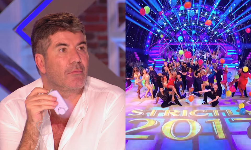 Strictly Come Dancing trounces X Factor in Saturday night ratings war