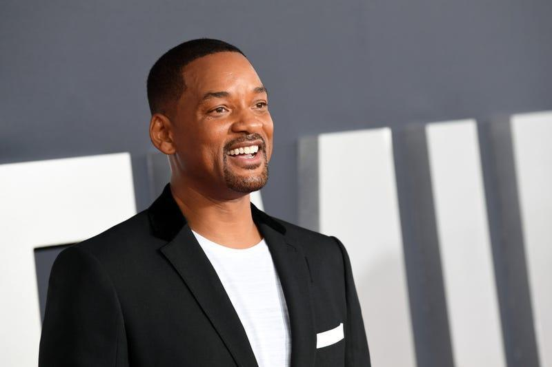 """Will Smith attends Paramount Pictures' premiere of """"Gemini Man"""" on October 06, 2019 in Hollywood, California."""