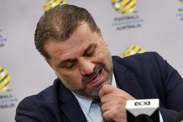 Former Australia football coach Ange Postecoglou quit suddenly in November, despite guiding the team to Russia via the playoffs