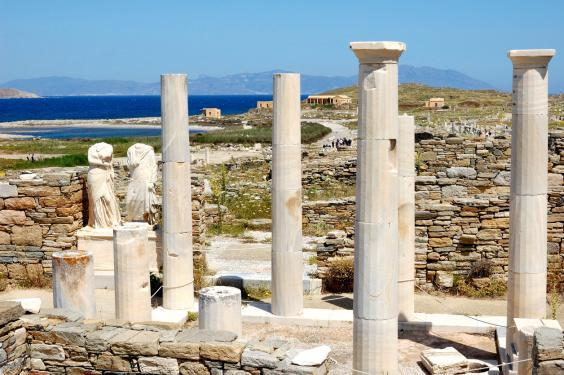 Delos is like a living museum (Getty/iStock)