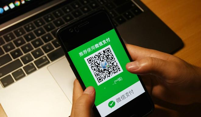 Users can chat, play video games, shop, make online payments and even invest via Tencent Holdings' super app WeChat. Photo: Shutterstock