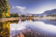 <p>Ashford Castle was lovingly renovated to become one of the best hotels in the world. Practice falconry, walk the magnificent grounds, or cruise on Lough Corrib. <i>(Photo: Insight Vacations)</i></p>