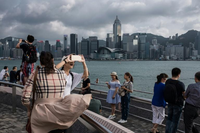 ave seen the number of tourist Tourist visits from the mainland have steadily fallen, down nearly seven percent in 2016 from the year before