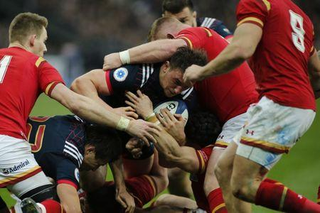 Rugby Union - Six Nations Championship - France v Wales