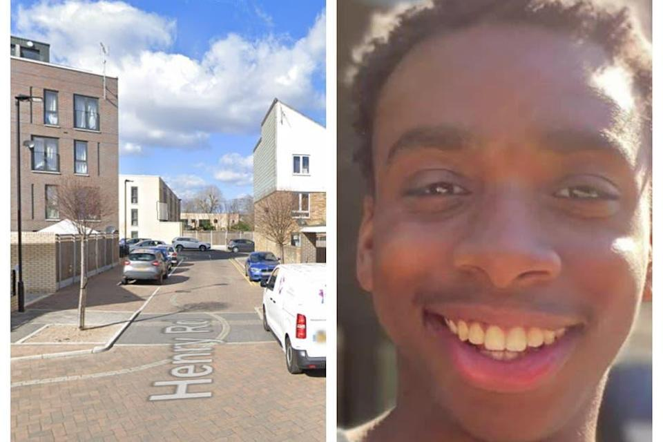 <p>James Bascoe-Smith was attacked in Henry Road in Brixton</p> (Google Maps/Met Police)