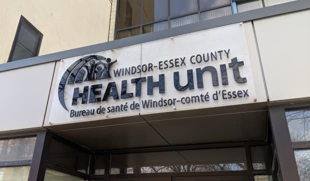 The Windsor-Essex County Health Unit reported 33 new cases of COVID-19 on Friday. (Sanjay Maru/CBC - image credit)