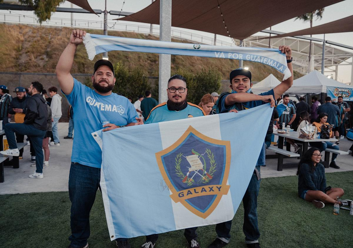 L.A.'s Central American community is forever bonded by the Galaxy