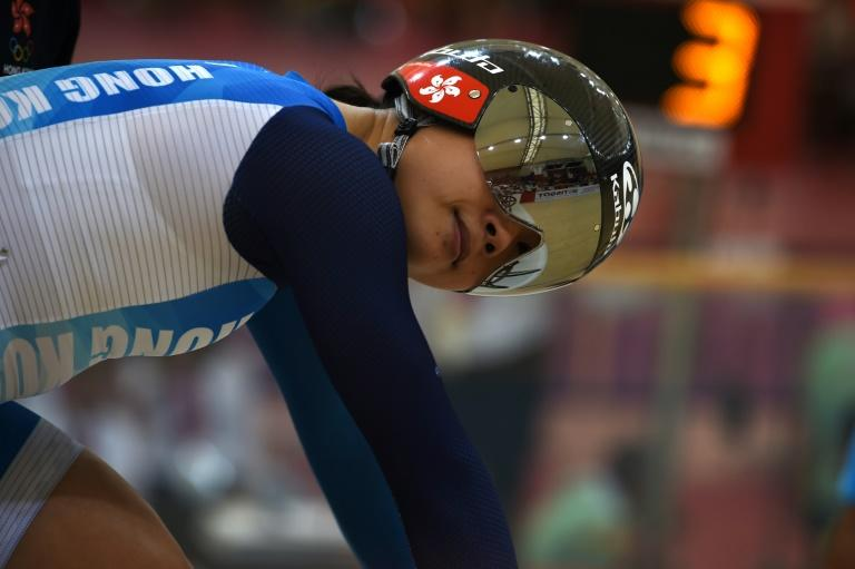 Hong Kong's Lee Wai Sze ended her Asian Games track cycling campaign with two gold medals