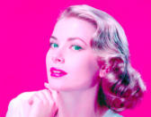 """<p>Caroline, Princess of Hanover, is the eldest of Grace Kelly's three children. Kelly acted for only six years, but that was long enough for her to be counted among Hollywood's royalty and to win best actress for """"The Country Girl"""" in 1955, acing out favorite Judy Garland (""""A Star Is Born""""). (Photo by Getty Images/Silver Screen Collection) </p>"""