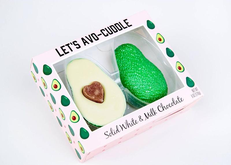Target Is Selling White Chocolate Avocados for Valentine's Day