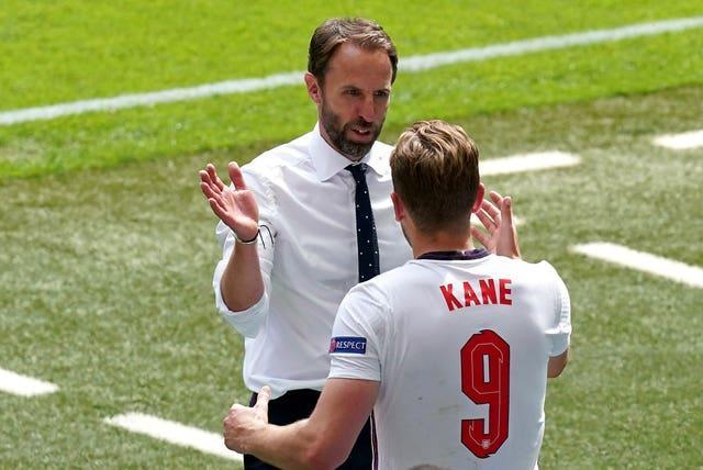 Southgate believes Kane will have a