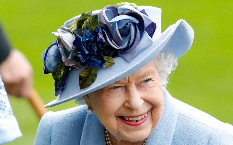 The Queen watched the opening day of Royal Ascot on television - Max Mumby/Indigo