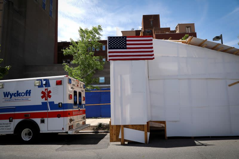 New projection puts U.S. COVID-19 deaths at over 200,000 by October