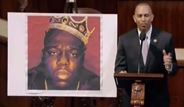 hakeem jeffries biggie smalls