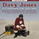 """This cover image released by Not Too Late Records shows """"It's Christmas Time Once More,"""" a reimagined collection of traditional holiday songs from The Monkees' late frontman Davy Jones. (Not Too Late Records via AP)"""