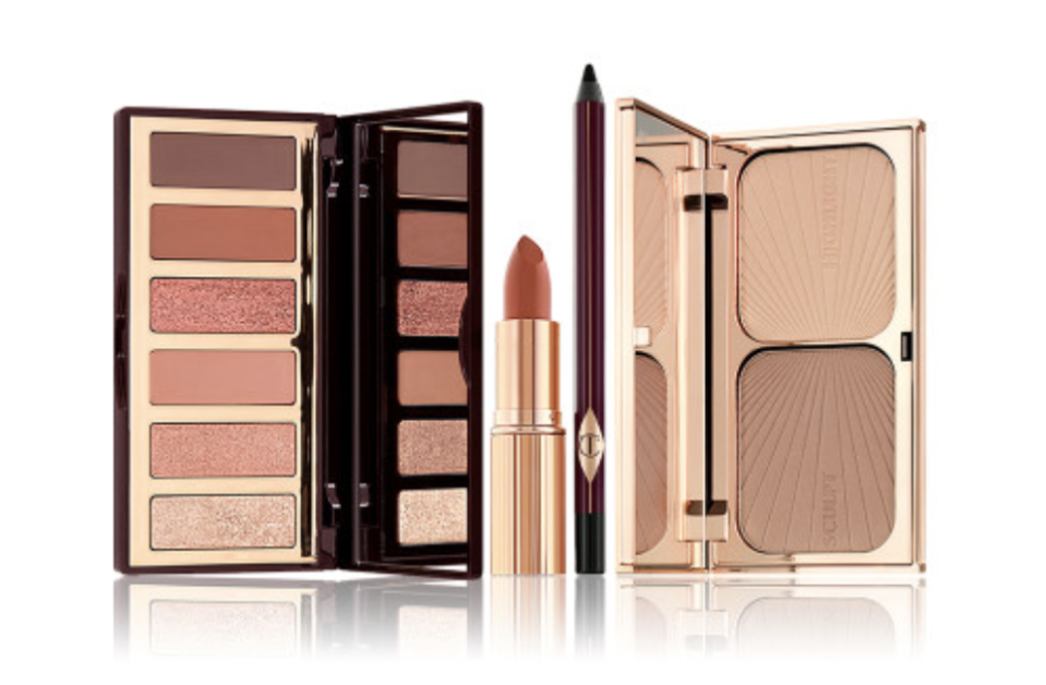 Sun-Kissed Bohemian Beauty Secrets (Photo: Charlotte Tilbury)