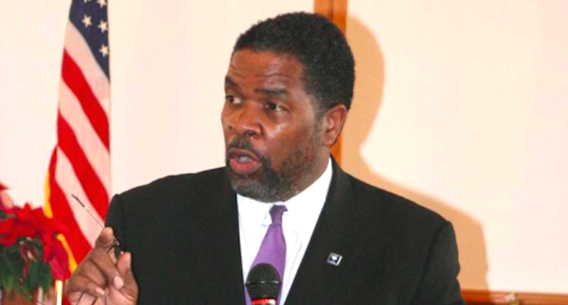 South Carolina state Rep. Wendell Gilliardsays he received a racist and threatening email on Thursday. (Facebook)