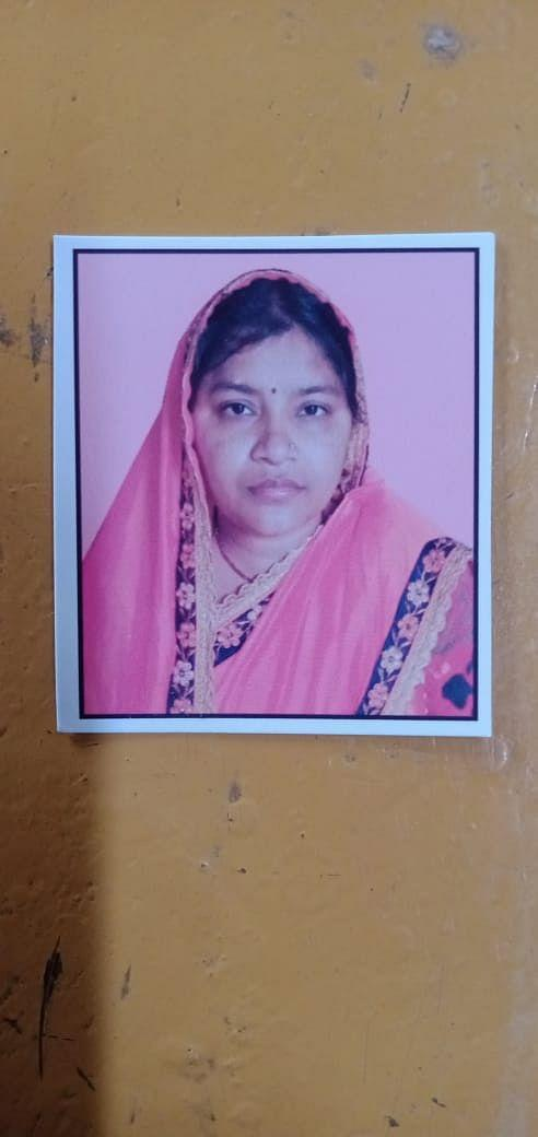AAP claims Sunita Devi has become a Village Pradhan with their Support from Koraiya Chamru village of District Lakhimpur Kheri. She is the wife of AAP worker Malkhan Singh.