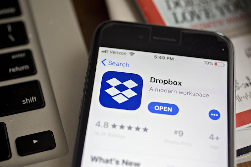 Dropbox Names Google Cloud's Olivia Nottebohm Chief Operating Officer
