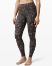 """<p><strong>Lululemon</strong></p><p>lululemon.com</p><p><a href=""""https://go.redirectingat.com?id=74968X1596630&url=https%3A%2F%2Fshop.lululemon.com%2Fp%2Fwomen-pants%2FWunder-Under-HR-Lux-MD%2F_%2Fprod8660067&sref=https%3A%2F%2Fwww.seventeen.com%2Ffashion%2Fg30519407%2Fdoes-lululemon-have-sales%2F"""" rel=""""nofollow noopener"""" target=""""_blank"""" data-ylk=""""slk:Shop Now"""" class=""""link rapid-noclick-resp"""">Shop Now</a></p><p><strong><del>$98</del> $69 (30% off)</strong></p><p>The best-selling Wunder Under Tight is a constant feature on the """"We Made Too Much"""" tab, but sizes sell out crazy fast. Shop this funky printed iteration for $69 while you still can.<br></p>"""