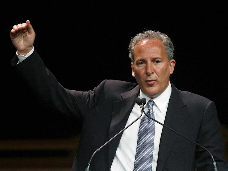 Peter Schiff blames blockchain after losing access to Bitcoin wallet