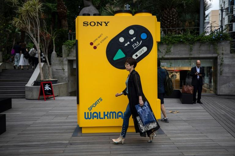 Sony has sold more than 420 million 'Walkmen' since the first model came out 40 years ago