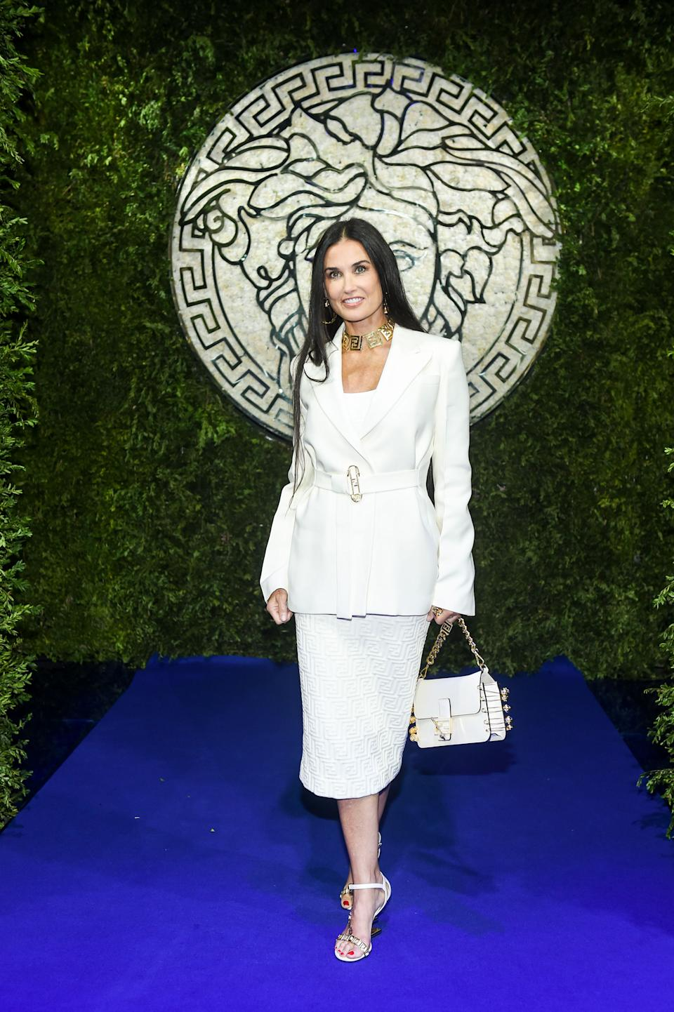 Demi Moore. (PHOTO: Getty Images)