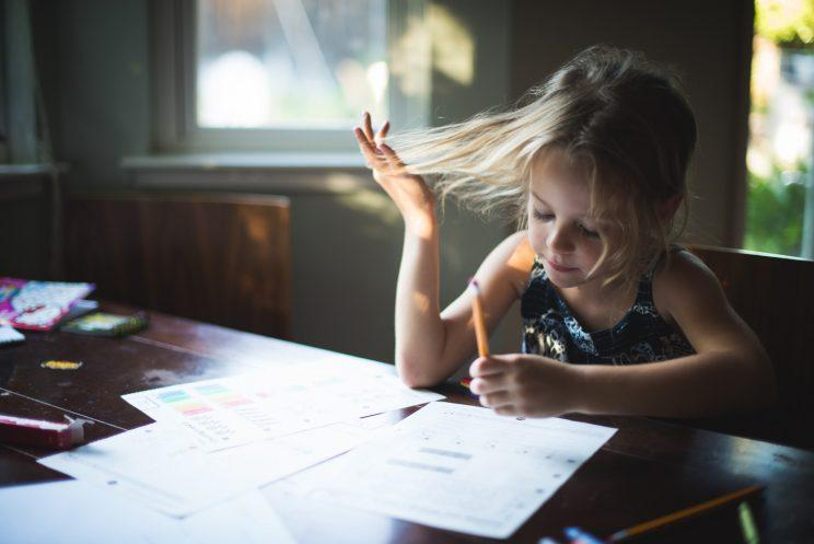 A parenting expert has written a blog explaining why he's banned his daughters from doing homework [Photo: Getty]