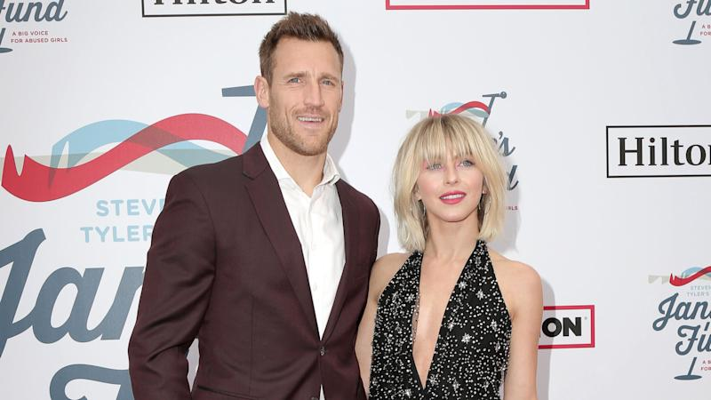 Julianne Hough S Husband Brooks Laich Plans To Learn More