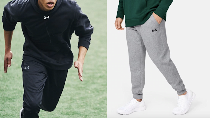 The best gifts for men: Under Armour gear.