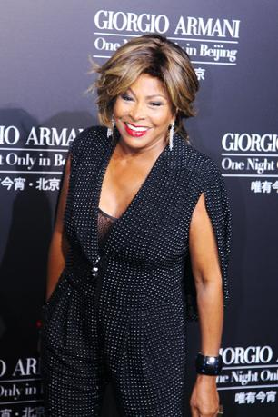 Tina Turner Seeking Swiss Citizenship