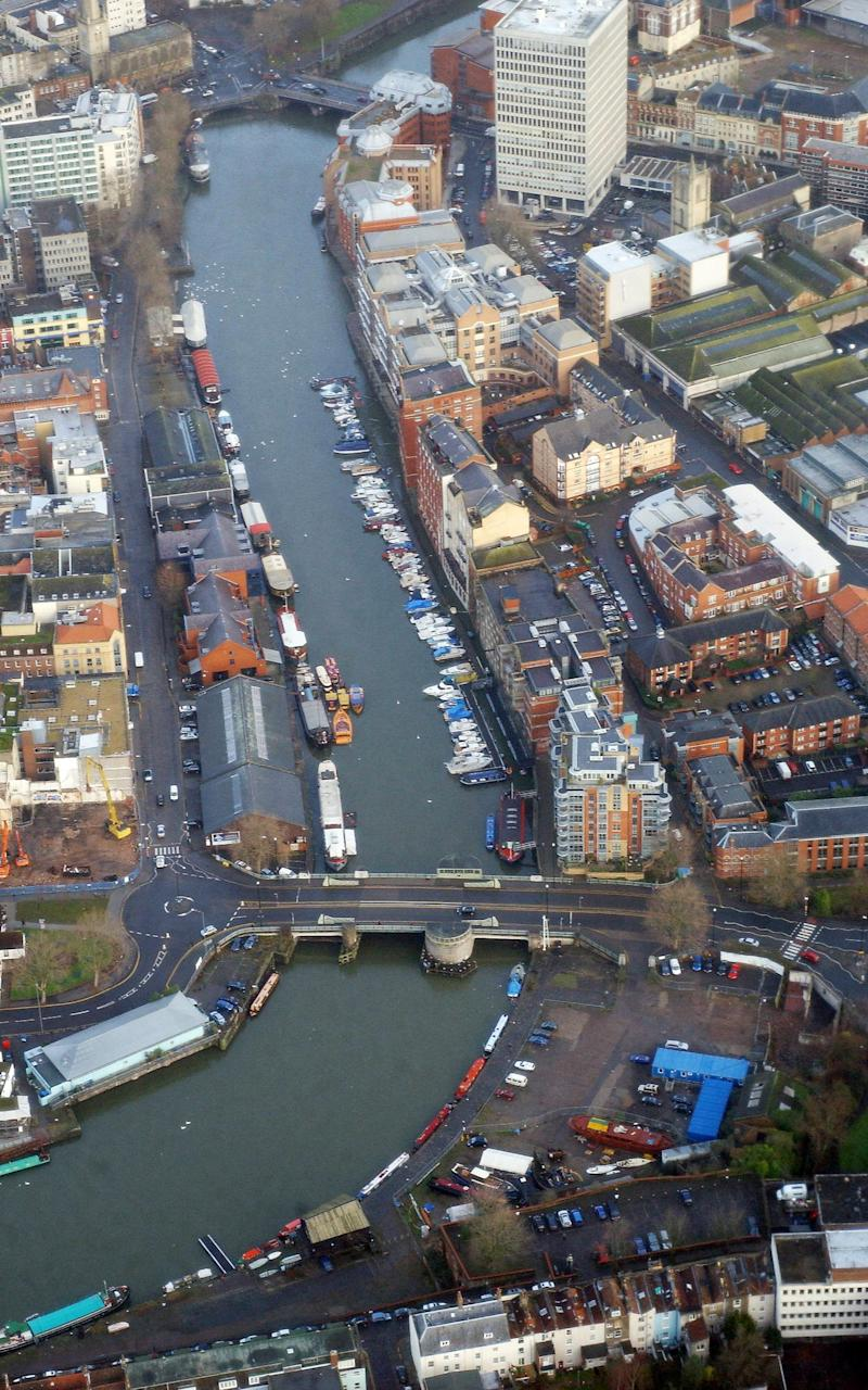 The bodies of three men have been recovered from the water in Bristol in the past six weeks - Credit: SWNS.com