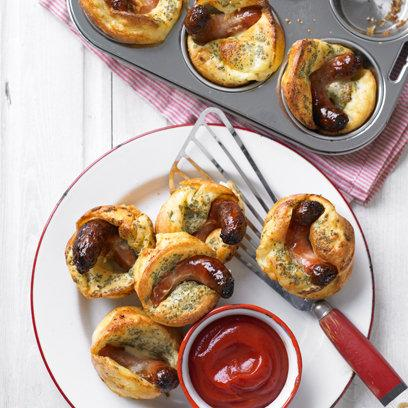 Toad In The Hole: Recipe by Fay Ripley
