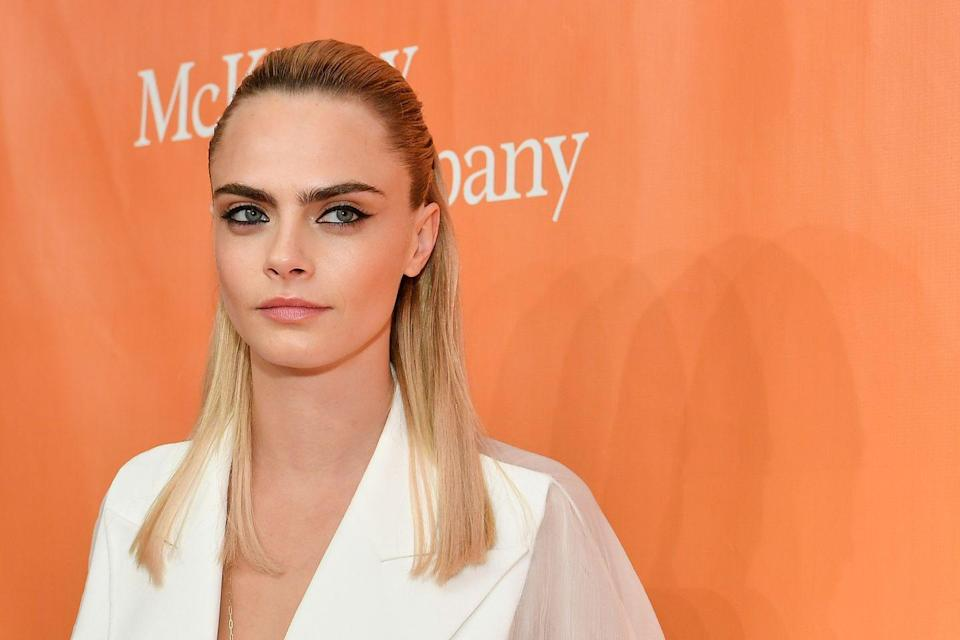 <p>When you start modeling at 10, it's easy for people to think you're way older than you really are. That's the case for Cara, who been the face of Burberry, Chanel, and a bunch of other fashion houses in her career. Oh, and she managed to easily transition into acting with roles in movies like <em>Paper Towns </em>and <em>Suicide Squad</em>.</p>