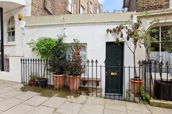 The 188-square-foot house in Islington
