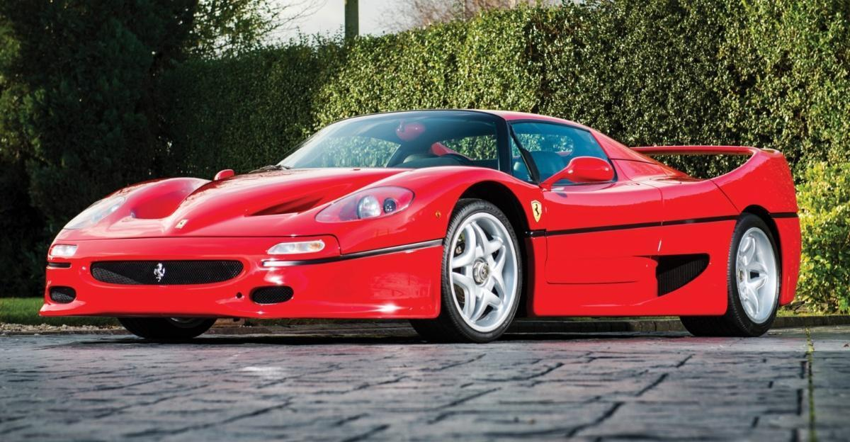 why the ferrari f50 is the most underrated supercar