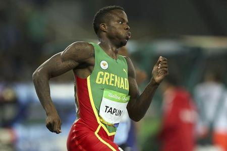 400m heat sees all athletes disqualified
