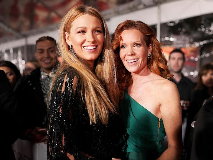 blake lively and robin lively