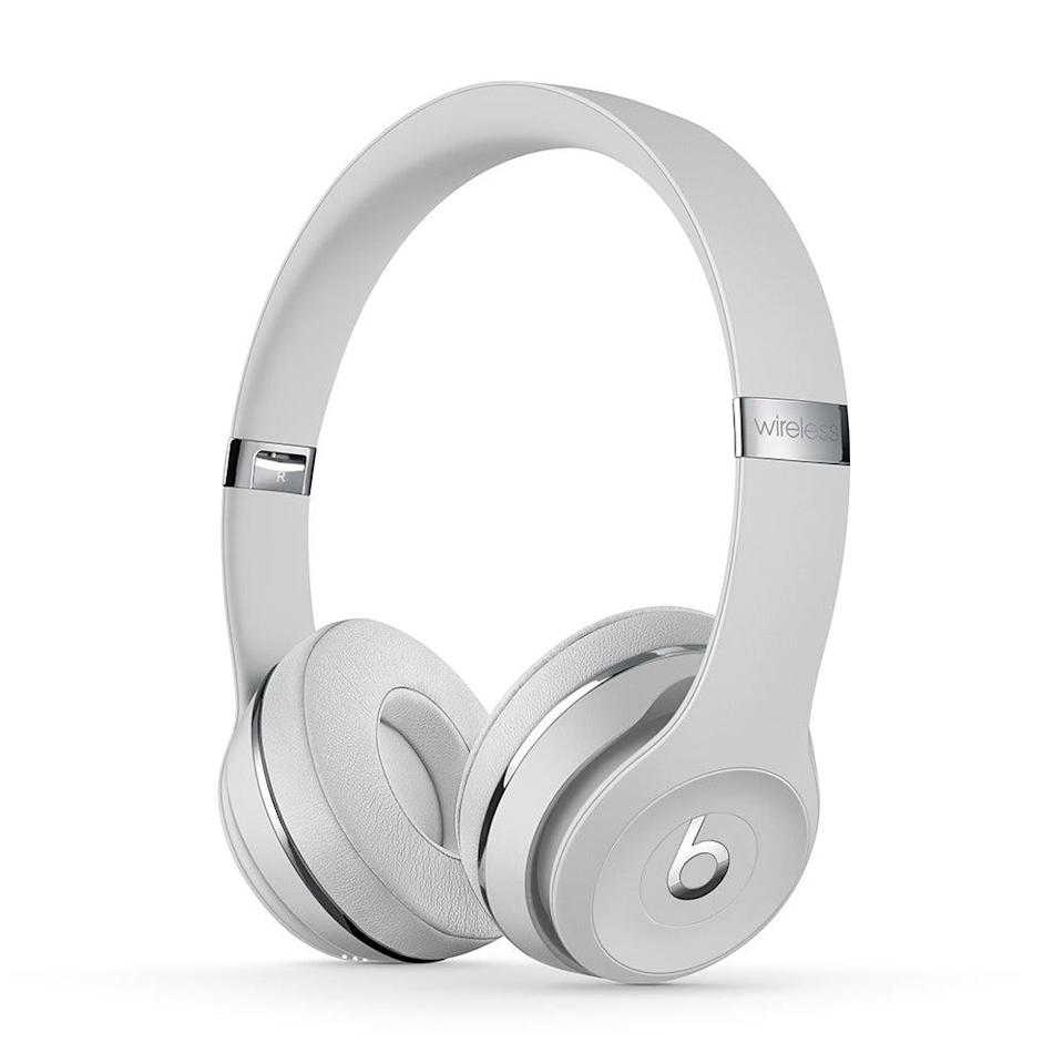 "<h2>Beats Solo3 Wireless On-Ear Headphones</h2><br>We love our cordless headphones, but if you want to listen to your favorite tunes or a crime-based podcast a little more in-depth, we recommend Beats. <br><br><strong>Beats by Dr. Dre</strong> Beats Solo3 Wireless On-Ear Headphones, $, available at <a href=""https://go.skimresources.com/?id=30283X879131&url=https%3A%2F%2Ffave.co%2F2GOcni0"" rel=""nofollow noopener"" target=""_blank"" data-ylk=""slk:Walmart"" class=""link rapid-noclick-resp"">Walmart</a>"