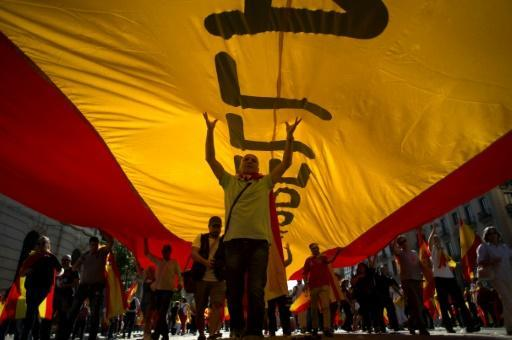Spain wins backing in Catalonia crisis