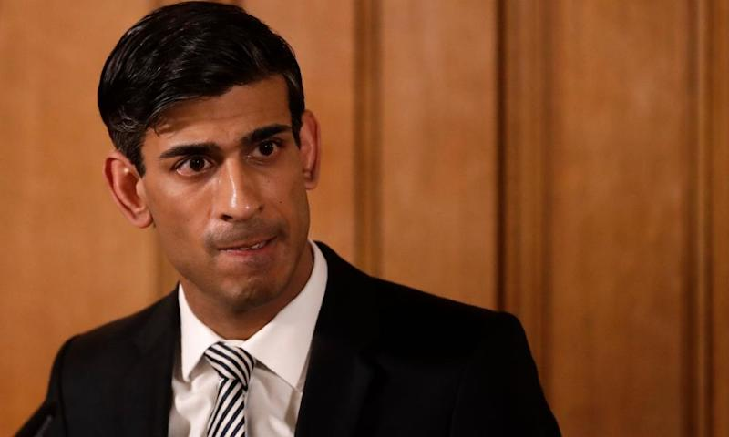 Rishi Sunak's loan scheme was heavily criticised, and has now been modified.