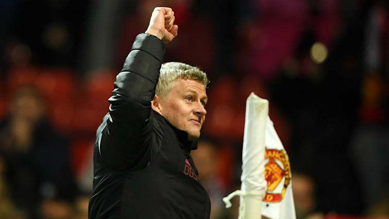 Solskjaer admits Manchester United had to 'dig deep' to secure Brighton win