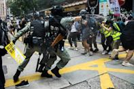 HK Leaks published information on at least 14 people it claims broke the national security law in Hong Kong